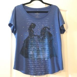 Disney Beauty & The Beast Tee